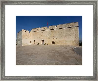 Borj Sud Built By Ahmad Al-mansur, Fes Framed Print by Panoramic Images