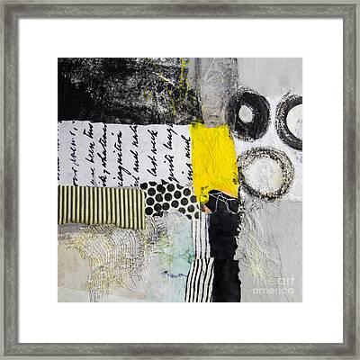 Boro Framed Print by Elena Nosyreva