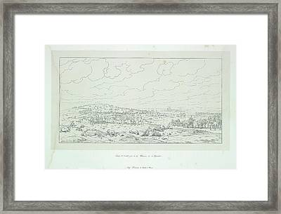 Borodino Framed Print by British Library