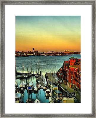 Boston Framed Print by Jeff Breiman