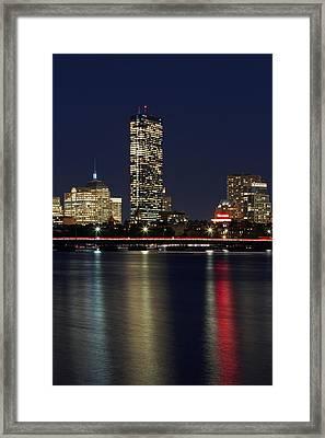 Boston Proud Framed Print