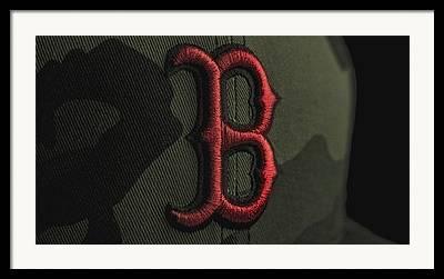 Sox Framed Prints