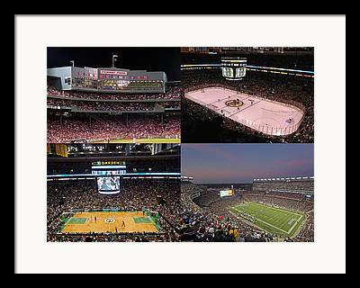 Red Sox Nation Framed Prints