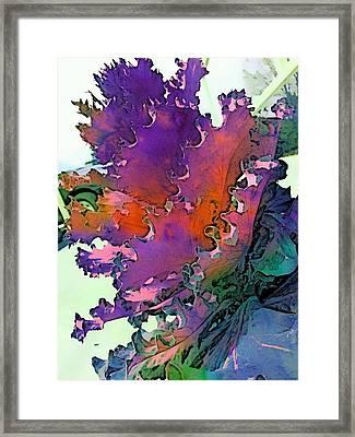 Botanica Fantastica I Framed Print by ARTography by Pamela Smale Williams