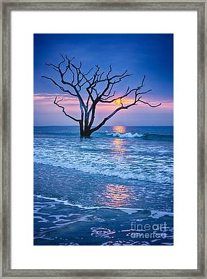 Botany Bay Sunrise 2 Framed Print