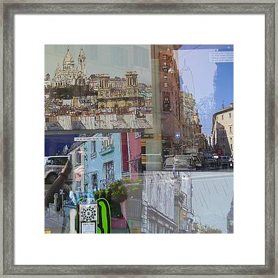Both Sides Now Framed Print by Paul Lovering