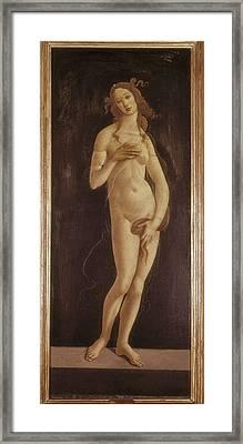 Botticelli, Alessandro Di Mariano Dei Framed Print