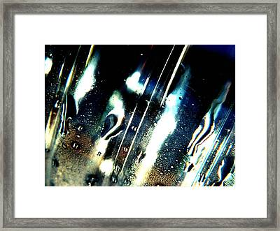 Bottle  Framed Print by Jason Michael Roust