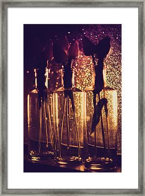 Bottled Love - Club  Framed Print