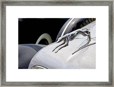 Bound For Glory Framed Print