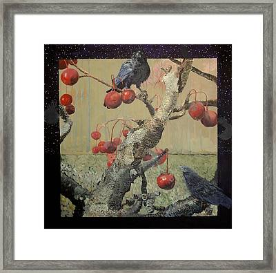 Boundary Series IIi Framed Print
