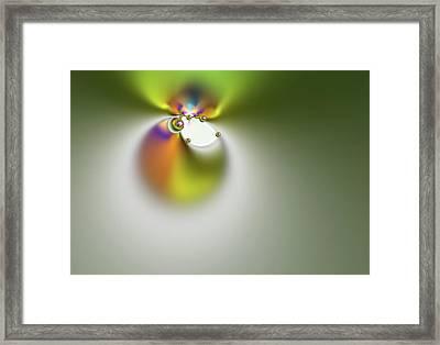 Bounded Elements Framed Print