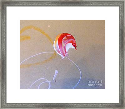 Bouquet 4 Framed Print by Nancy Kane Chapman