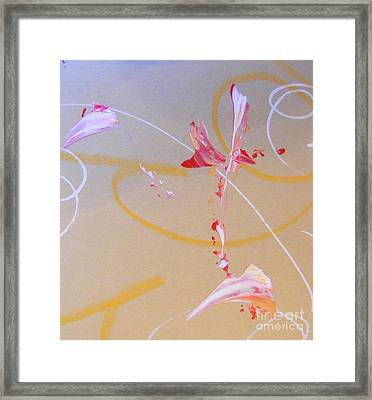 Bouquet 6 Framed Print