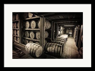 Distillery Framed Prints