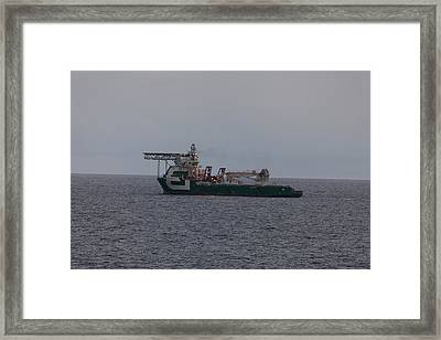 Framed Print featuring the photograph Bourbon Peridot by Gregory Daley  PPSA