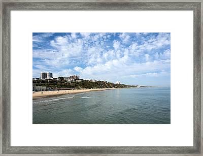 Bournemouth Framed Print by Svetlana Sewell