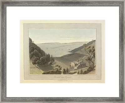 Bovisand Framed Print by British Library