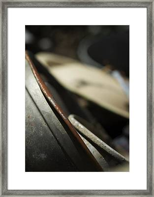 Framed Print featuring the photograph Bowl Full by Rebecca Sherman