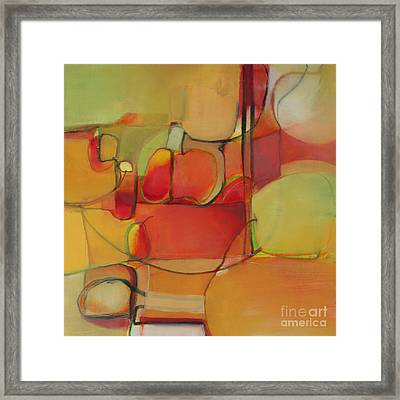 Bowl Of Fruit Framed Print by Michelle Abrams