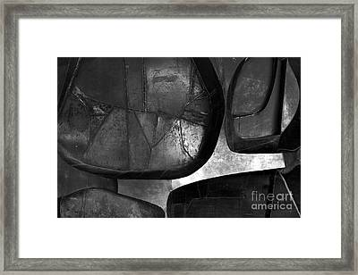 Bowling Green State University Lobby Detail Framed Print by University Icons