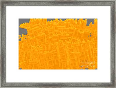 Box Mack Framed Print