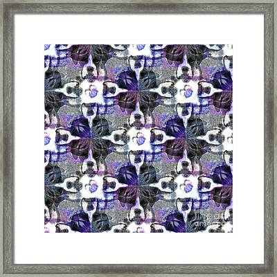 Boxer Abstract 20130126v3 Framed Print by Wingsdomain Art and Photography