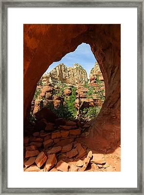 Boynton 04-641 Framed Print by Scott McAllister