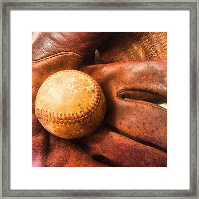 Boys Of Summer Let The Games Begin Framed Print