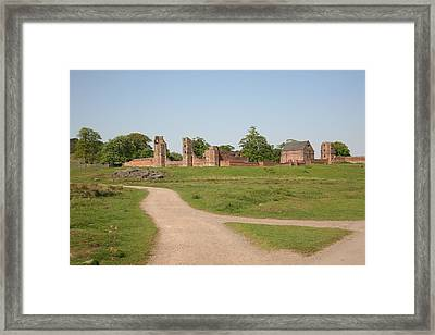 Bradgate Park House Framed Print by Mark Severn