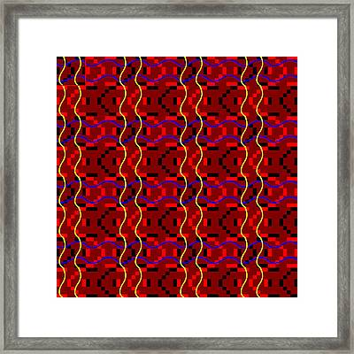 Brainwave Framed Print