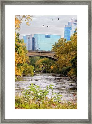 Brandywine Creek Framed Print