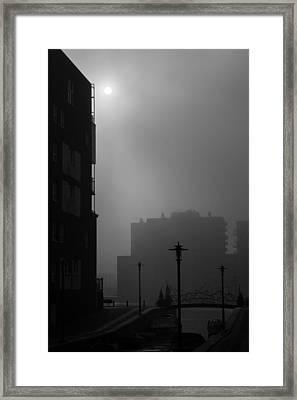 Brantasgracht Framed Print by Marcel Huibers
