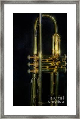 Brass Section Please Framed Print