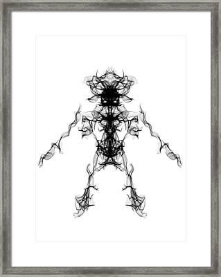 Bravo Seven Zero-a Framed Print