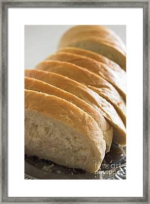 Bread Framed Print by Michal Bednarek