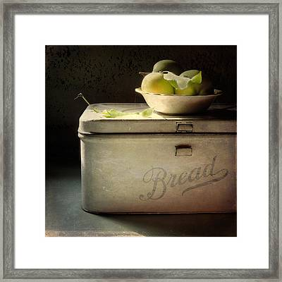 Bread Framed Print