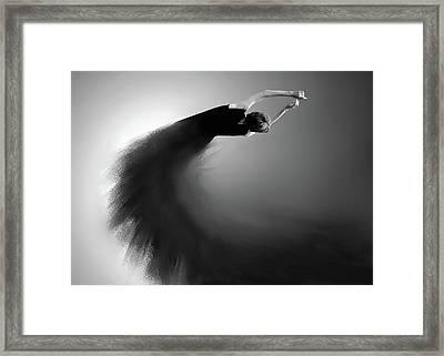 Break Free. Framed Print
