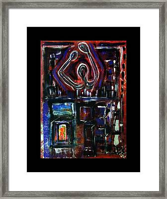 Break Free Framed Print by Mimulux patricia no No