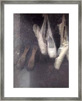 Break... Framed Print by Renata Vogl