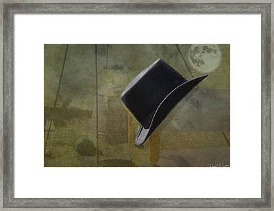 Break Time Framed Print by David Simons