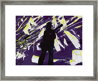 Breakdown Framed Print