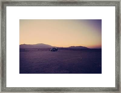 Breakdown Framed Print by Laurie Search