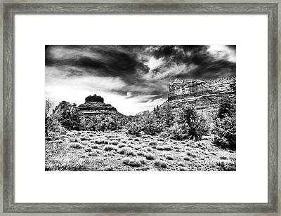 Breaking Bad Framed Print by John Rizzuto