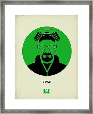 Breaking Bad Poster 2 Framed Print