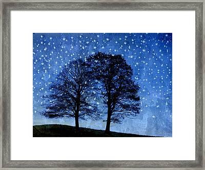 Breaking Dawn Framed Print by Carol Leigh