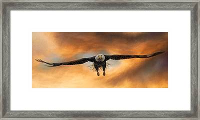 Breakthrough Framed Print by Jai Johnson