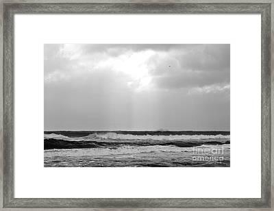 Breakthrough Framed Print by Michelle Wiarda