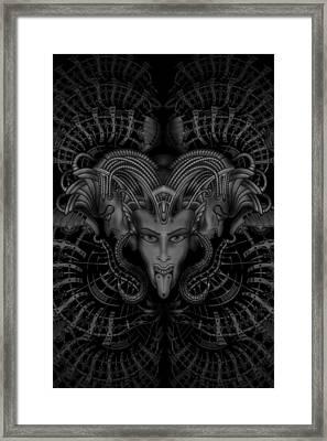 Breath Framed Print by Rodrigo Vieira