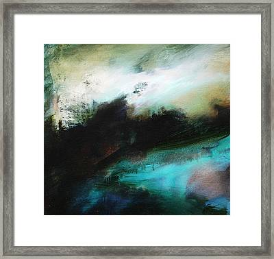 Breathing Space Framed Print by Lissa Bockrath